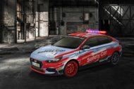 Autoperiskop.cz  – Výjimečný pohled na auta - Hyundai i30 Fastback N Safety Car bude oficiálním bezpečnostním vozem mistrovství světa superbiků