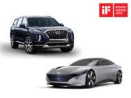 Autoperiskop.cz  – Výjimečný pohled na auta - Hyundai opět získává prestižní ocenění za nejmodernější design: iF Design Award obdržel již pátým rokem v řadě