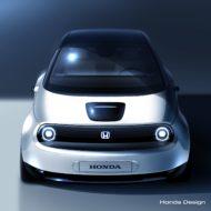 Autoperiskop.cz  – Výjimečný pohled na auta - Společnost Honda potvrdila, že na ženevském autosalonu 2019 uvede ve světové premiéře  prototyp nového elektromobilu