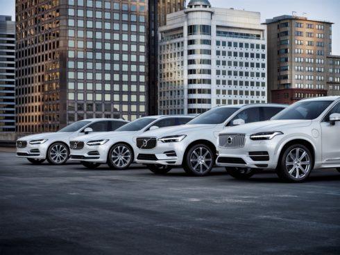 Autoperiskop.cz  – Výjimečný pohled na auta - Společnost Volvo Cars vykázala v roce 2018 provozní zisk ve výši 14,2 miliardy SEK