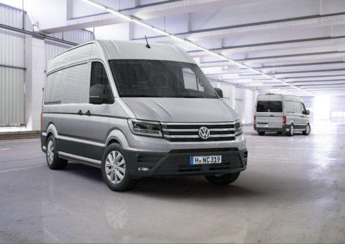 Autoperiskop.cz  – Výjimečný pohled na auta - Volkswagen Užitkové vozy a Crafter slaví úspěchy