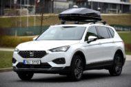 Autoperiskop.cz  – Výjimečný pohled na auta - Nevšední možnosti originálního příslušenství: Nový SEAT Tarraco nabídne širokou škálu personalizace a příplatkové výbavy