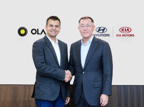 Autoperiskop.cz  – Výjimečný pohled na auta - Hyundai a Kia investují 300 milionů USD do největšího indického poskytovatele služeb pro mobilitu Ola