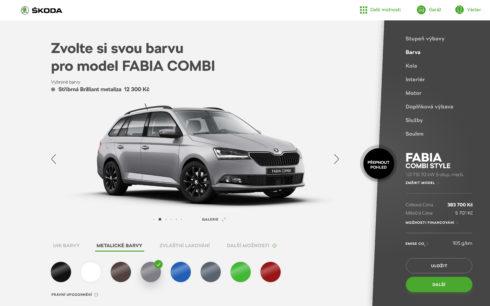 Autoperiskop.cz  – Výjimečný pohled na auta - ŠKODA uvádí nový konfigurátor vozu – více intuitivní a lépe připravený pro digitální éru