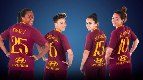 Autoperiskop.cz  – Výjimečný pohled na auta - AS Roma Women má nového oficiálního partnera