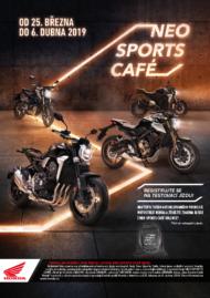 Autoperiskop.cz  – Výjimečný pohled na auta - Honda představuje Neo Sports Café week!