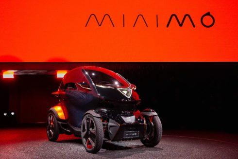 Autoperiskop.cz  – Výjimečný pohled na auta - SEAT zvolil pneumatiky Bridgestone pro svůj nový koncept elektromobilu Minimó