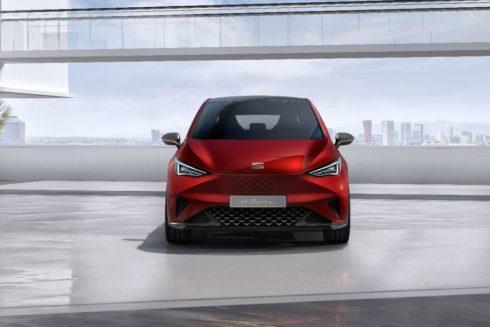 Autoperiskop.cz  – Výjimečný pohled na auta - SEAT el-Born: příchod elektrické mobility