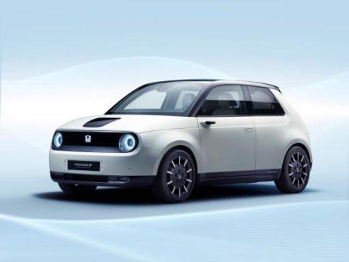 Autoperiskop.cz  – Výjimečný pohled na auta - Video: Honda e Prototype