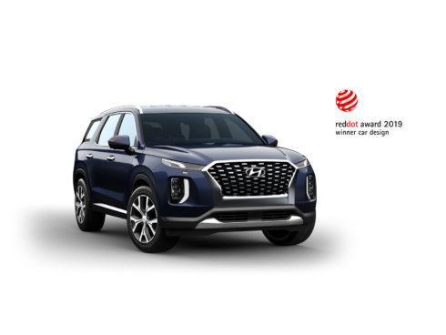 Autoperiskop.cz  – Výjimečný pohled na auta - Hyundai získal další ocenění za vynikající design v prestižní soutěži Red Dot Award