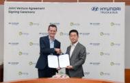 """Autoperiskop.cz  – Výjimečný pohled na auta - Hyundai a H2 Energy založí společný podnik """"Hyundai Hydrogen Mobility"""", který bude hrát vedoucí roli v evropském """"ekosystému"""" vodíkové mobility"""