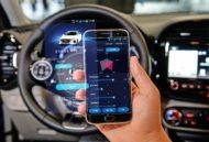 Autoperiskop.cz  – Výjimečný pohled na auta - Hyundai jako první představuje technologii řízení výkonových parametrů elektromobilu prostřednictvím smartphonu