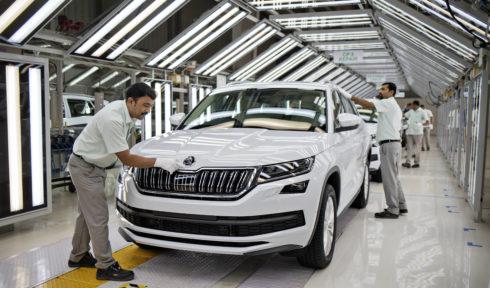 Autoperiskop.cz  – Výjimečný pohled na auta - Koncern Volkswagen plánuje v Indii sloučit všechny společnosti, které vyrábí a prodávají osobní vozy