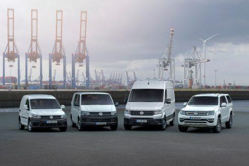 Autoperiskop.cz  – Výjimečný pohled na auta - Volkswagen Užitkové vozy pokračuje v růstu
