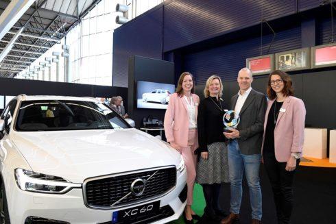 Autoperiskop.cz  – Výjimečný pohled na auta - Úsilí automobilky Volvo Cars v oblasti udržitelného rozvoje bylo oceněno při udílení cen Plastics Recycling Awards Europe