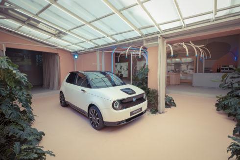 """Autoperiskop.cz  – Výjimečný pohled na auta - """"Honda experience Casa Connessa Tortona"""" přináší na veletrh Milan Design Week 2019 jedinečný životní styl"""