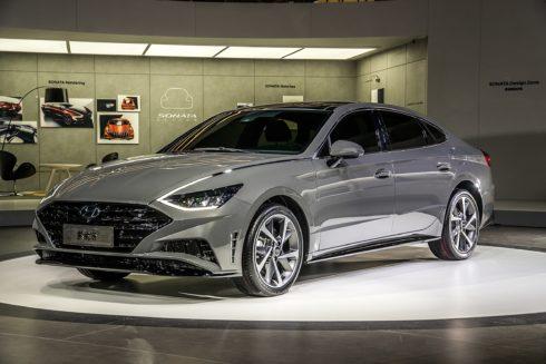 Autoperiskop.cz  – Výjimečný pohled na auta - Hyundai představuje na autosalonu Auto Shanghai 2019 zcela nové modely Sonata a ix25