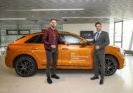 Autoperiskop.cz  – Výjimečný pohled na auta - Audi partnerem Tomáše Satoranského