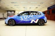 Autoperiskop.cz  – Výjimečný pohled na auta - Nošovický závod Hyundai Motor Manufacturing Czech slaví tři miliony vyrobených aut