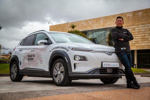 Autoperiskop.cz  – Výjimečný pohled na auta - Hyundai KONA Electric se vydá na cestu přes půlku světa