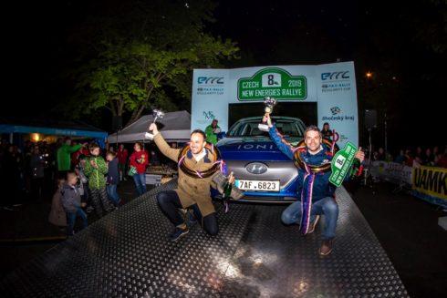 Autoperiskop.cz  – Výjimečný pohled na auta - Hyundai ovládl FIA E-Rally Energy Consumption Cup 2019