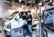 Autoperiskop.cz  – Výjimečný pohled na auta - Lehké užitkové elektromobily Hyundai budou přizpůsobovat svoji jízdu aktuální hmotnosti