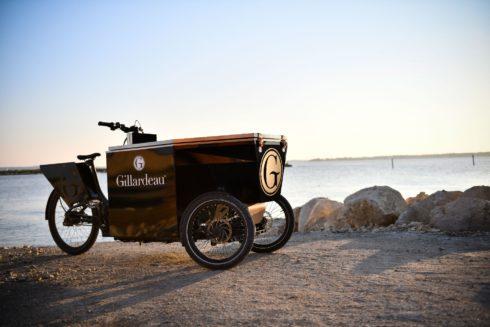 Autoperiskop.cz  – Výjimečný pohled na auta - Studio Peugeot Design Lab stvořilo tříkolku pro firmu Gillardeau