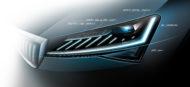 Autoperiskop.cz  – Výjimečný pohled na auta - Inovativní technologie osvětlení zajišťuje přepracovanému modelu ŠKODA SUPERB maximální bezpečnost