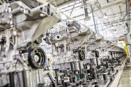 Autoperiskop.cz  – Výjimečný pohled na auta - Výrobní jubileum v Mladé Boleslavi: ŠKODA AUTO vyrobila 2 500 000. motor řady EA211