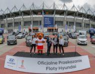Autoperiskop.cz  – Výjimečný pohled na auta - 112 vozidel Hyundai usnadní průběh MS ve fotbale hráčů do 20 let v Polsku