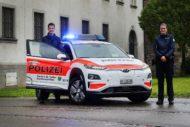 Autoperiskop.cz  – Výjimečný pohled na auta - Švýcarská policie zvolila Hyundai KONA Electric