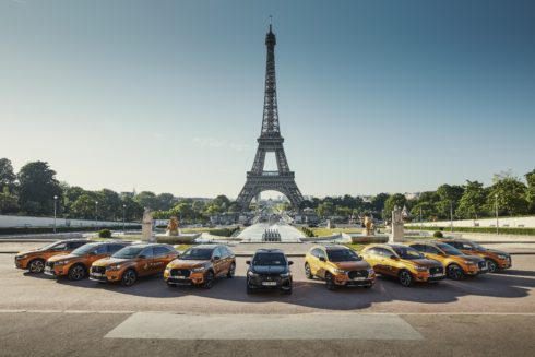 PŘEHLÍDKA DS AUTOMOBILES NA PARIS FASHION WEEK®
