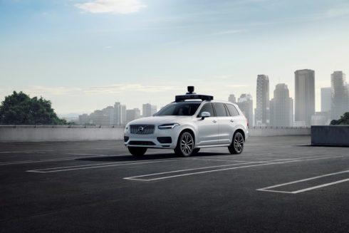 Autoperiskop.cz  – Výjimečný pohled na auta - Volvo Cars a Uber: produkční autonomní vůz pro sériovou výrobu