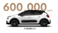 Autoperiskop.cz  – Výjimečný pohled na auta - CITROËN C3: 600 000 PRODANÝCH VOZŮ ZA 30 MĚSÍCŮ!