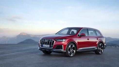 Autoperiskop.cz  – Výjimečný pohled na auta - Na ještě vyšší úrovni: modernizované Audi Q7
