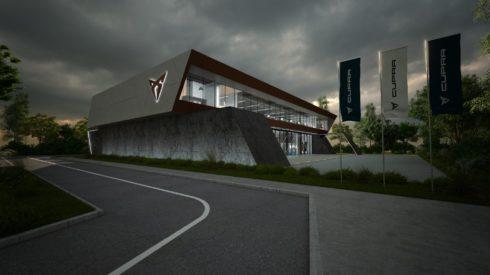 Autoperiskop.cz  – Výjimečný pohled na auta - CUPRA pokládá základní kámen nového sídla pro rok 2020