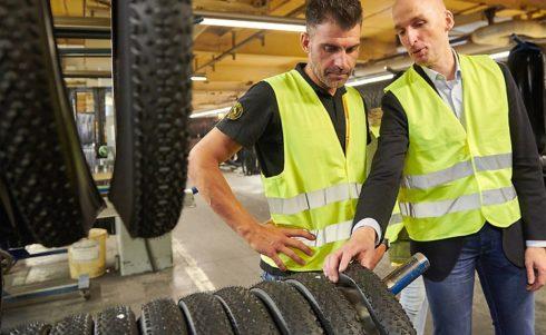 Autoperiskop.cz  – Výjimečný pohled na auta - Continental na Tour de France 2019 snovou limitovanou sérií cyklistických pneumatik