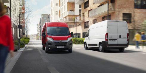 Autoperiskop.cz  – Výjimečný pohled na auta - OVĚŘENÁ ŘADA CITROËN JUMPER: INSPIROVANÁ PROFESIONÁLY