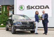 Autoperiskop.cz  – Výjimečný pohled na auta - Martina Sáblíková rozšiřuje okruh sportovních ambasadorů značky ŠKODA