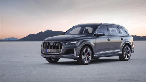 Autoperiskop.cz  – Výjimečný pohled na auta - Vnové vrcholné formě: Audi SQ7 TDI