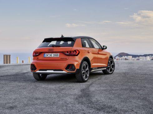 Autoperiskop.cz  – Výjimečný pohled na auta - Mladý, městský typ:  Audi A1 citycarver