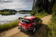 Autoperiskop.cz  – Výjimečný pohled na auta - C3 WRC mohou prokázat akrobatický talent