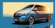 Autoperiskop.cz  – Výjimečný pohled na auta - Modernizace ikonického kempovacího vozu: Volkswagen zveřejnil první skici nového modelu California 6.1