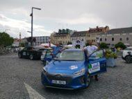 Autoperiskop.cz  – Výjimečný pohled na auta - Hyundai IONIQ Electric opět upevnil své postavení nejúspornějšího vozu