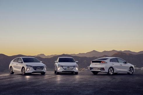 Autoperiskop.cz  – Výjimečný pohled na auta - Nový Hyundai IONIQ obhájil pět hvězdiček v nárazových testech Euro NCAP