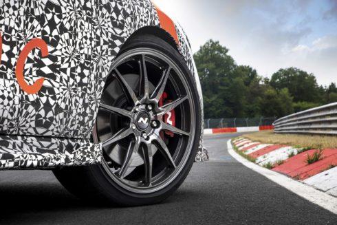 Autoperiskop.cz  – Výjimečný pohled na auta - Hyundai ve Frankfurtu představí limitovanou edici oblíbeného modelu i30 N