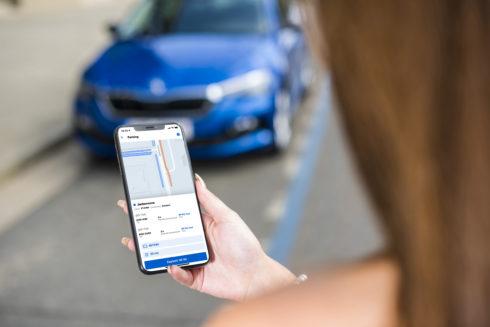 """Autoperiskop.cz  – Výjimečný pohled na auta - ŠKODA AUTO DigiLab spouští mobilní aplikaci """"Citymove"""""""