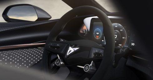 Autoperiskop.cz  – Výjimečný pohled na auta - CUPRA odhaluje interiér koncepčního elektromobilu