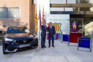 Autoperiskop.cz  – Výjimečný pohled na auta - CUPRA a FC Barcelona spojují síly v globální alianci