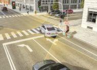 Autoperiskop.cz  – Výjimečný pohled na auta - Systém Right-Turn Assist od společnosti Continental chrání během odbočování chodce i cyklisty